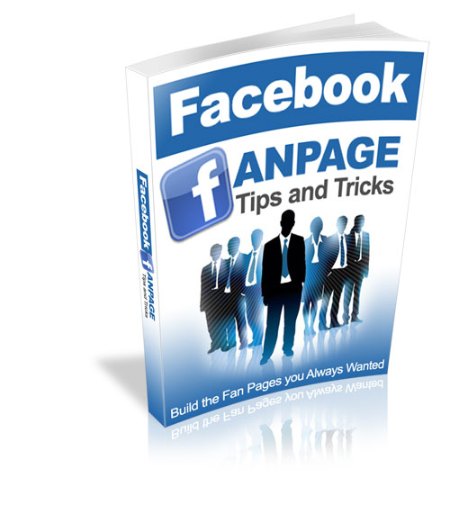 Facebook Fan Page Tips And Tricks with Master Resell Rights - Click Here To Download
