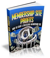 Start Your Very Own Successful Membership Site