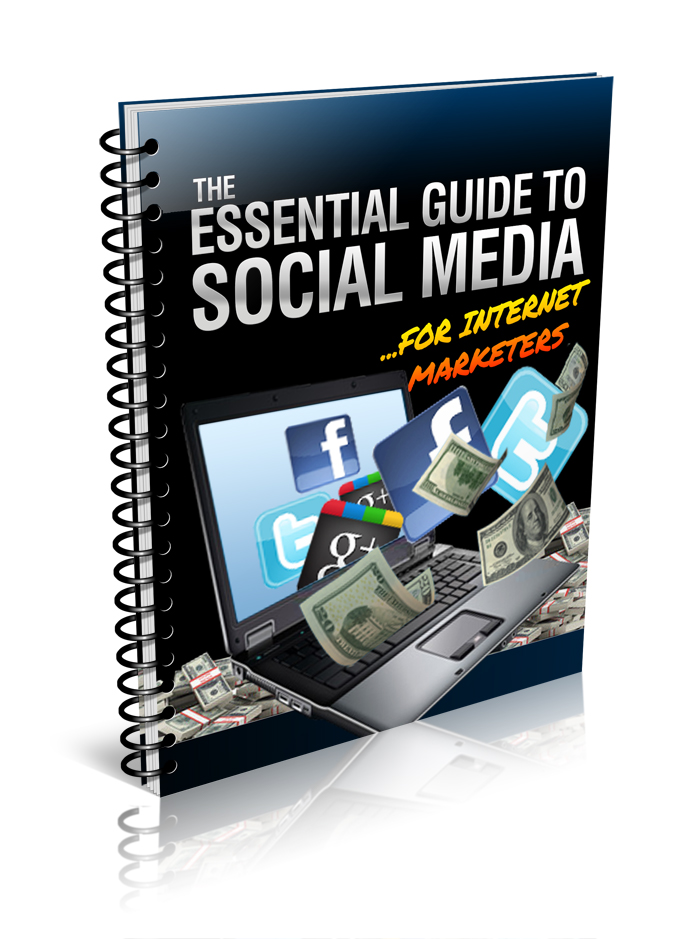 Essential Guide To Social Media with Master Resell Rights