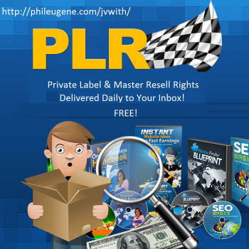 Free Private Label / Master Resale Rights