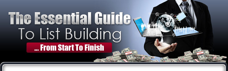 Essential Guide To List Building with Master Resell Rights