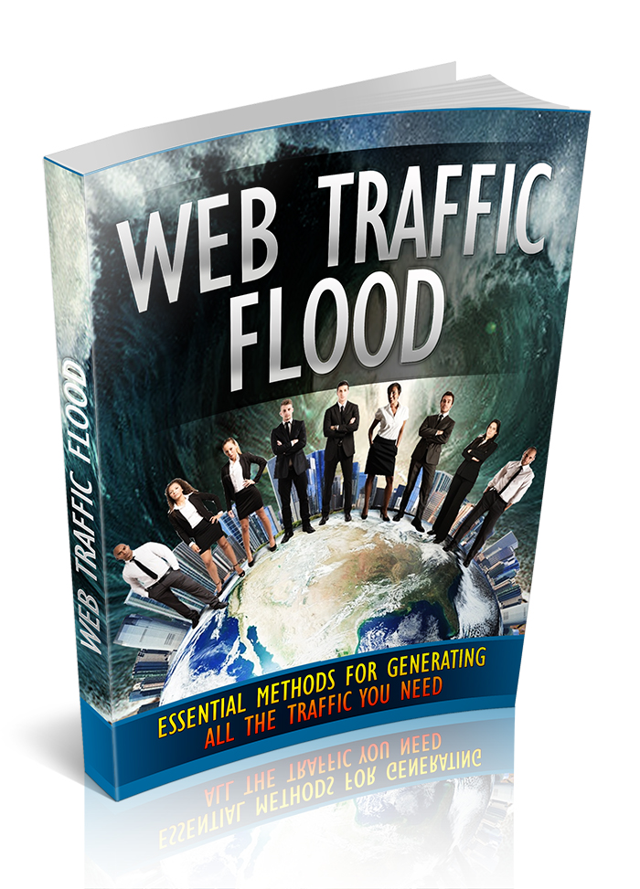 Generate a Flood of Traffic To Their Website